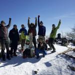ザバーン登山部がリベンジ!標高2014mの小金沢山